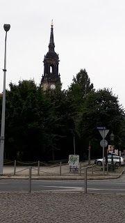 Sonnendufts Blog: Dresden Dresden, Statue Of Liberty, Tower, Travel, Blog, Adventure, Statue Of Liberty Facts, Viajes, Computer Case