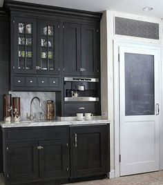 Kitchen coffee bar – this is included in the kitchen remodel plans! Kitchen coffee bar – this is included in the kitchen remodel plans! Coffee Bars In Kitchen, Espresso Kitchen, New Kitchen, Kitchen Dining, Kitchen Cabinets, Dark Cabinets, Espresso Bar, Kitchen Ideas, Coffe Bar