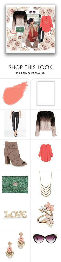 """""""** Winter Style Edit**"""" by michellemonte ❤ liked on Polyvore featuring Bobbi Brown Cosmetics, Bomedo, Michael Kors, Journee Collection, Anya Hindmarch, Apt. 9, Lenox, Accessorize, Forever 21 and Marchesa"""