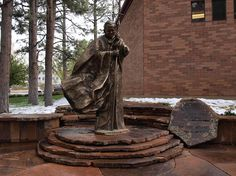 Saint John Paul II - Los Alamos, USA