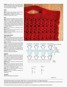 Marvelous Crochet A Shell Stitch Purse Bag Ideas. Wonderful Crochet A Shell Stitch Purse Bag Ideas. Free Crochet Bag, Crochet Purse Patterns, Crochet Shell Stitch, Crochet Market Bag, Crochet Diy, Crotchet Bags, Knitted Bags, Crochet Diagram, Crochet Chart