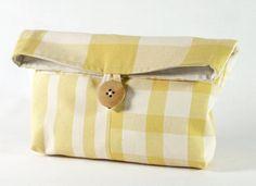 Cute travel bag to make!