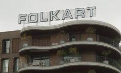 Folkart Sign..