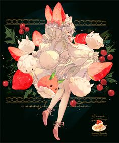 20 Ideas for how to draw food kawaii design reference Art Anime Fille, Anime Art Girl, Manga Art, Anime Girls, Anime Chibi, Art Kawaii, Kawaii Anime, Pretty Art, Cute Art