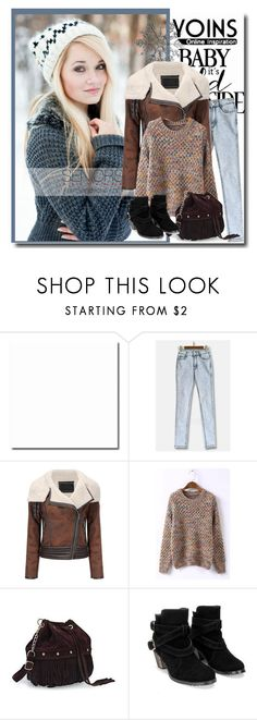 """""""YOINS"""" by b-mila ❤ liked on Polyvore"""