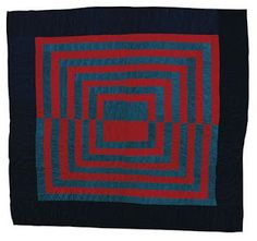 ANOTHER QUILT FROM GEE'S BEND