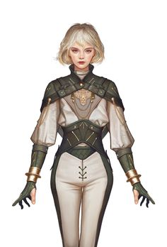 ArtStation - doodle, Lee Do Kyung Character Design Cartoon, Fantasy Character Design, Character Creation, Character Design Inspiration, Character Art, Dnd Characters, Fantasy Characters, Female Characters, Fictional Characters