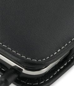 Buy PDair Leather Cover for Acer Neo Touch P400/beTouch E400 - Vertical Pouch Type (Black) NEW for 34.99 USD | Reusell