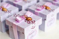 First Communion Celebration Party | Lilac First Holy Communion Party decoration idea - real party!