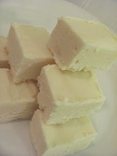 Christmas Buttercream Fudge