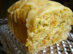 Orange Zucchini Bread (use flax egg instead of real eggs)... Another to hide veggies @ligonier1758