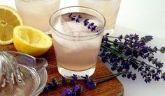 Esta limonada de lavanda te ayudará a calmar tu mente y terminar con los dolores de cabeza