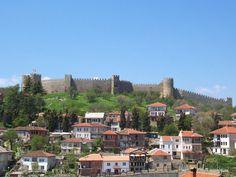 Macedonia, on my bucket list to make it here before I die.