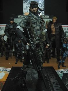 METAL GEAR SOLID CUSTOMS + COLLECTION (Lots of pics) - OSW: One Sixth Warrior…