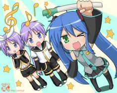 Lucky Star Vocaloid