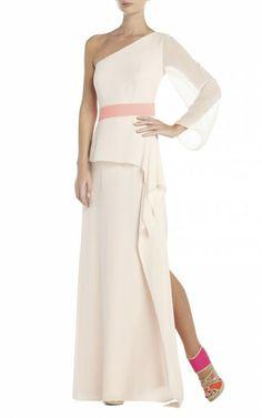 Bcbg Discount Runway Madina Evening Dress