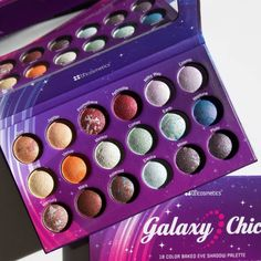 Why the BH Cosmetics Galaxy Chic Palette Is Blowing Up Your Instagram