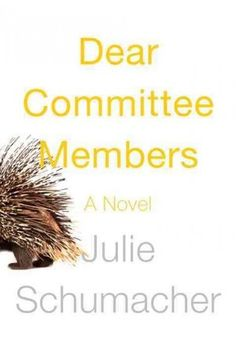 Dear Committee Members - a Sarah Pack-sponsored reccomendation