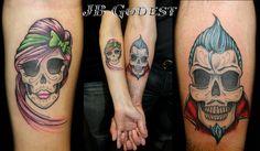 Mon tattoo couple !!!