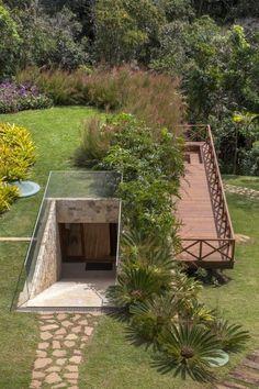 MPG Arquitetura » Residencial » Residência GN #techosverdes