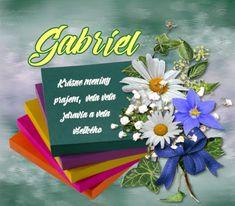 Gabriel, Archangel Gabriel
