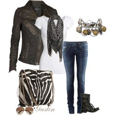 Minus the bag and boots