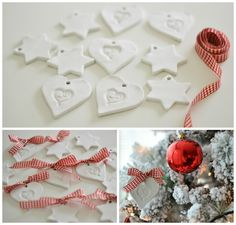 Blog da Carlota: Enfeites de Natal - DIY