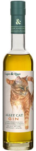 Copper & Kings Alley Cat Bourbon Barrel-Aged Gin