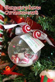 Harris Sisters GirlTalk: Handmade Christmas Ornaments