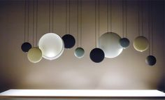 #Cosmos Suspension Lamp by Lievore, #Altherr, #Molina for #Vibia - #modernthings #design