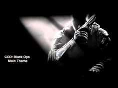 """Call of Duty Black Ops"" theme. I don't play the video game, but the music is intense."