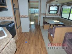 The Spacious Used 2011 Palomino Puma 30-KFBDS Travel Trailer at General RV Offers A Front Bunkhouse With A Rear Bedroom To Keep The Peace While Camping In The Great Outdoors  | Huntley, IL | #141995