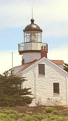 Point Pinos Light California