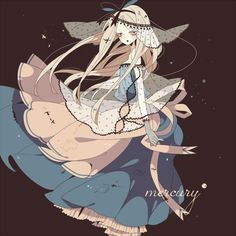 Natalia - Art by Shikimi Manga Girl, Manga Anime, Anime Art, Anime Girls, Pixiv Fantasia, Beautiful Anime Girl, You Draw, Fantasy, Anime Style