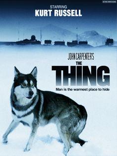 The Thing # john Carpenter # Kurt Russell
