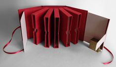 Multi-Section Slipcase by Erin Fletcher of Herringbone Bindery