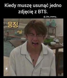 Jak sama nazwa mówi będą to memy z BTS... Będę starała się dodawać me… #humor # Humor # amreading # books # wattpad Bts K Pop, Kpop, About Bts, Bulletproof Boy Scouts, Read News, Wtf Funny, Funny Faces, Bts Memes, Taehyung