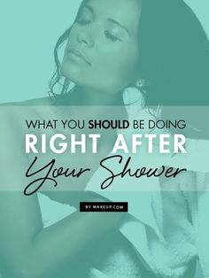 If you think you know all there is to know about showering, think again! We have tips for getting the most out of your time in the shower with this quick advice for what you should do right after you're done. Follow our guide and get squeaky clean now!