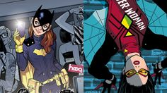 This year two big Superheroines have gone through major redesigns - Batgirl and, this week, Spider-Woman. Both designs shared a similar mantra: ditch the spandex, and get practical. But are they first steps in revitalising superhero designs into something more feasible in the 21st Century?