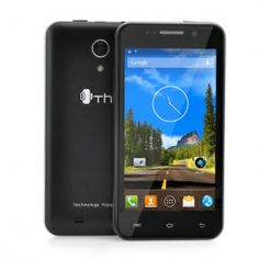 ThL W100S Quad Core Android 4.2 Mobile Phone - 4.5 Inch Display, 3G, 960x540 IPS Screen, MT6582M 1.3GHz CPU (Black) $199.99