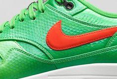 Neolime: Nike Air Max 1 FB Premium QS 'Mercurial'