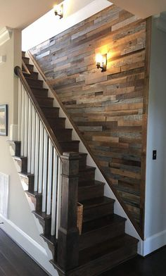 33 dream house home decorating ideas and design 22 > Fieltro.Net Stairs Ideas Decorating Design Dream FieltroNet home House Ideas Style At Home, Basement Remodeling, Remodeling Ideas, Home Fashion, New Wall, Stairways, Home Renovation, My Dream Home, Dream Life