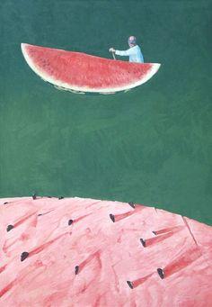 Juan Carlos Rivero-Cintra, Memories As Metaphors No. 11