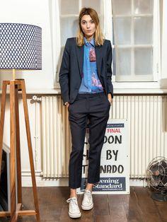 Lolita Jacobs for Elle Japan #inspiration