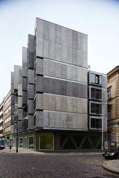 Gallery of Tenement House / DAM.architekti - 7
