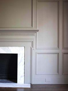 millwork detail | Ikae Interiors