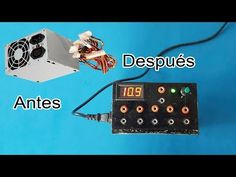Convert ATX source into a laboratory power supply and variable power supply Hobby Kits, Variables, Electronics Projects, Diy, Youtube, Ideas, Electronic Schematics, Electronic Circuit, Inventions