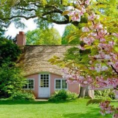 Our next theme will be a PINK COTTAGE. Let's look for crisp pink pictures ... we may do a shabby pink cottage on another day.