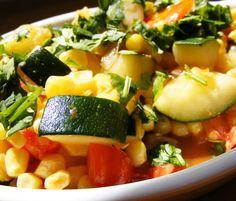 calabazas recetas vegetarianas