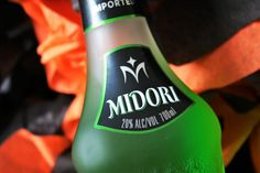 Happy Halloween with Midori | Spooky Cocktail Recipe